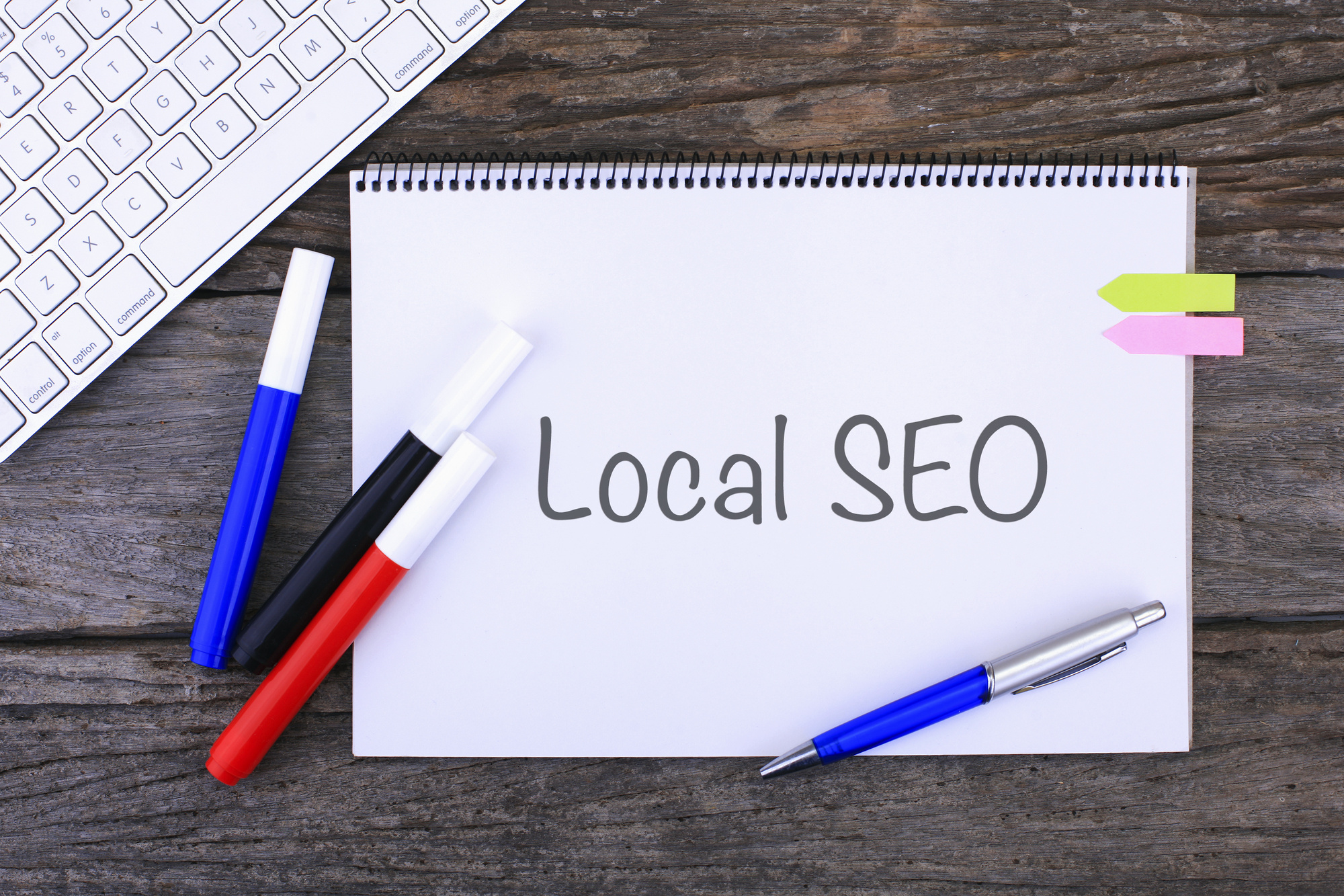 local seo for a small business